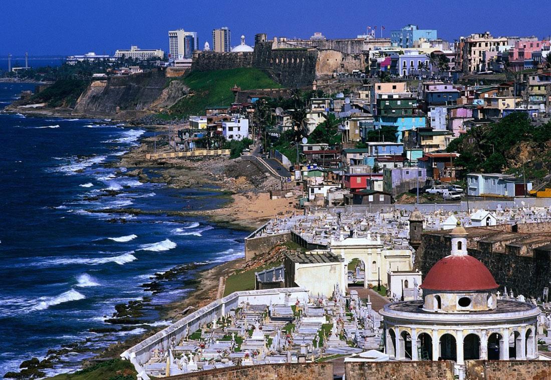 Porto rico voyage